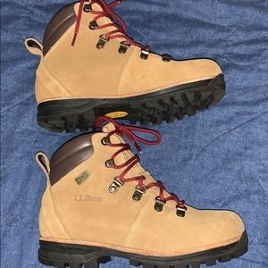 L.L. Bean hiking boots